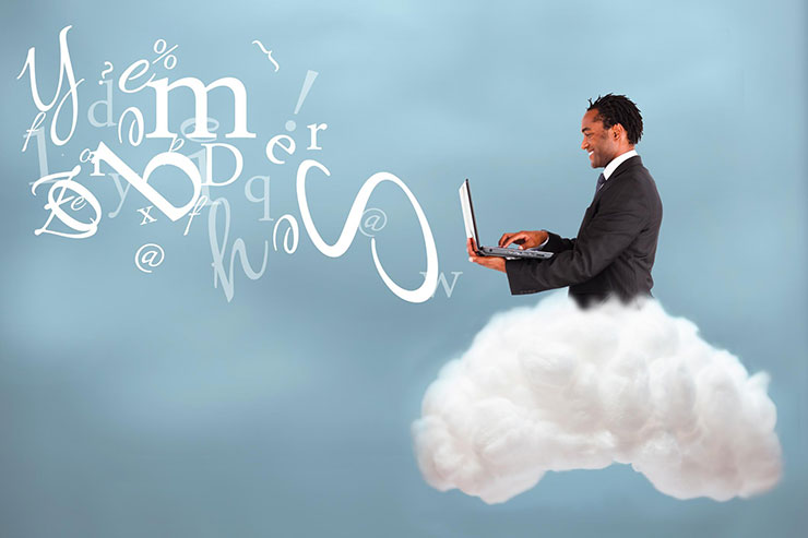 Choosing a cloud computing type
